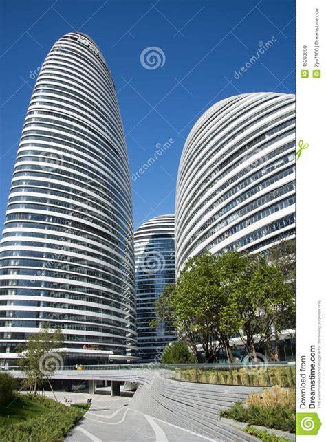 modern architecture by zaha hadid architects in asia beijing china modern architecture wangjing