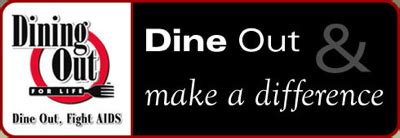 Open Table Dine Out Vancouver Dine Out For On April 29 And Join The Fight Against Aids Opentable