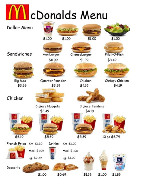 empowered by them fast food worksheet 1 learning