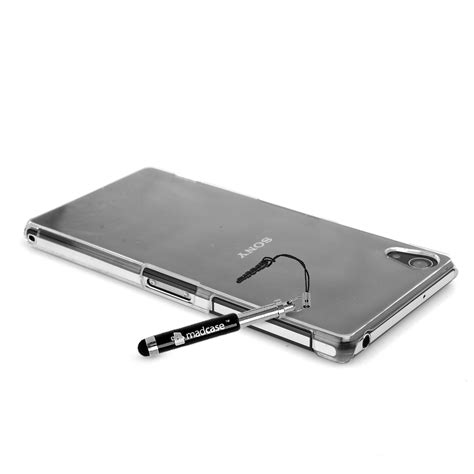 Hardcase Gambar Xperia Z2 madcase clear slim transparent silicone gel cover for sony xperia z2 ebay