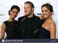 """Daniella Alonso, Wes Craven and Jessica Stroup """"The Hills ... Jessica Stroup Hills Have Eyes 2"""