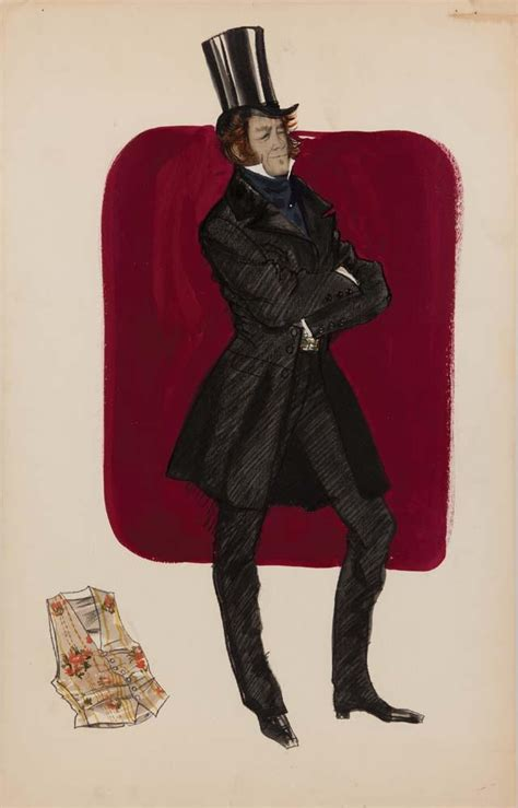 theadora van runkle theadora van runkle costume sketch of rex harrison from