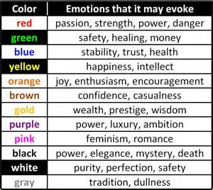 color of emotions the importance of color in cover design chrismcmullen