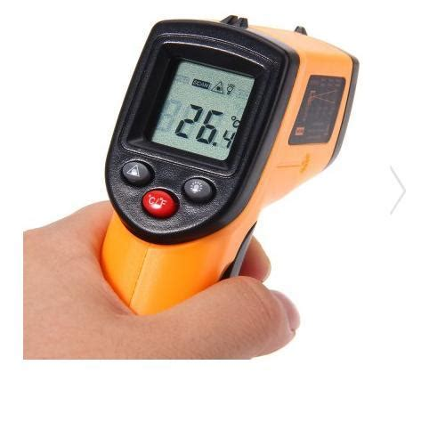New Laser Infrared Meter 0 05 50 M Pro Limited Edition Wat Murah new gm320 laser lcd digital ir infrared thermometer temperature meter gun point 50 330 degree
