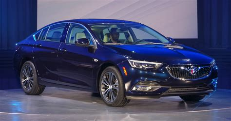 2018 buick regal gs confirmed with n a v6 engine by buick