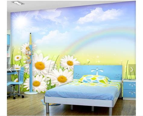 cheap wall murals get cheap sunflower wall murals aliexpress