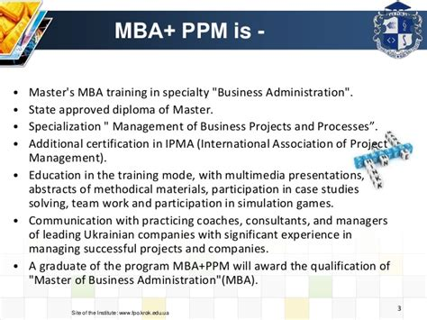 Mba In Ukraine Cost by Mba Pрm