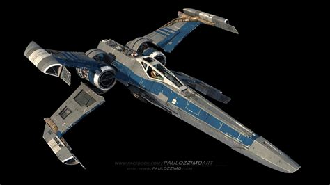 Designer Home paul ozzimo x wing concept exploration