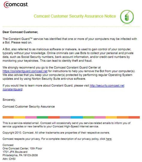 walled garden comcast comcast pushes bot alert program nationwide krebs on