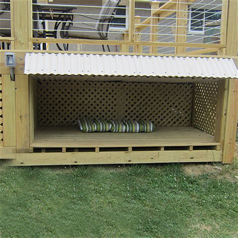 dog house with deck dog house under deck www pixshark com images galleries with a bite