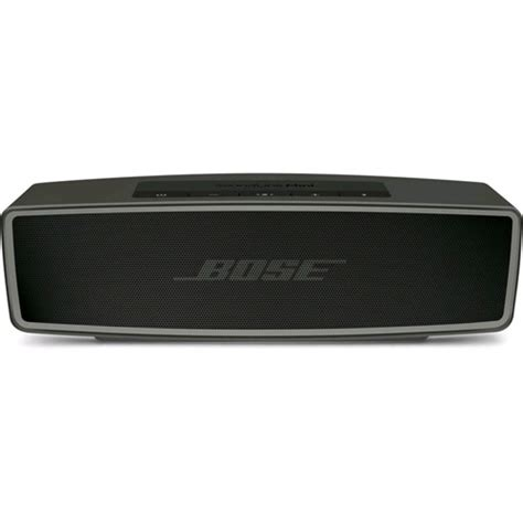Speaker Bose Malaysia bose soundlink mini ii bluetooth speaker carbon deals special offers expansys malaysia