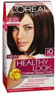 Galerry home hair colour without ammonia