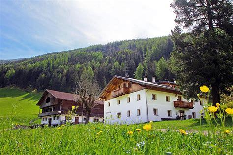ufficio turistico valle aurina l agriturismo nella regione valli di tures e aurina