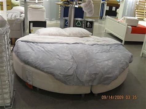 round beds ikea ikea sultan sandane round mattress bed room sets 1 pinterest