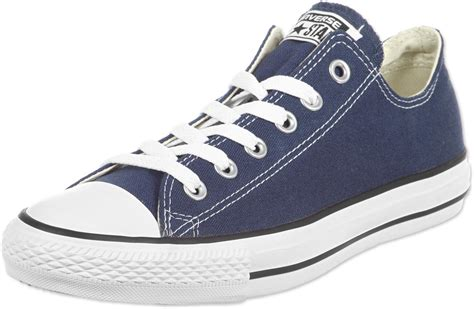 all star converse all star ox shoes blue