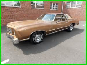buy used 76 chevrolet monte carlo in maywood new jersey