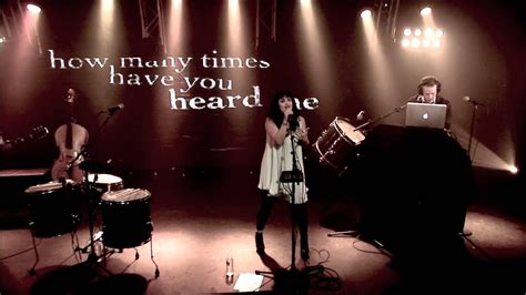 Where Is Plumb Now by Need You Now How Many Times By Plumb Live