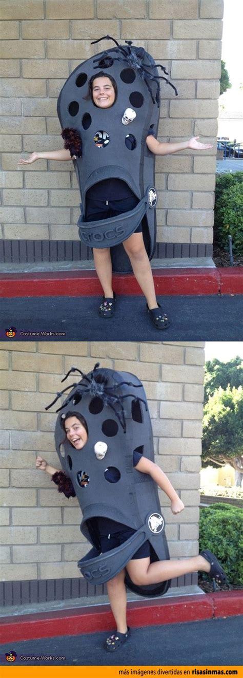 imagenes de disfraces de halloween originales disfraces originales crocs para halloween humor e