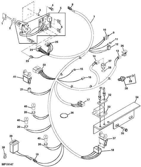 deere 345 parts diagram image search how do you replace th transmission belt on a