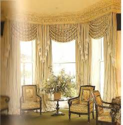 Discount Curtains Draperies D 233 Cor Etc Bay Window Treatments