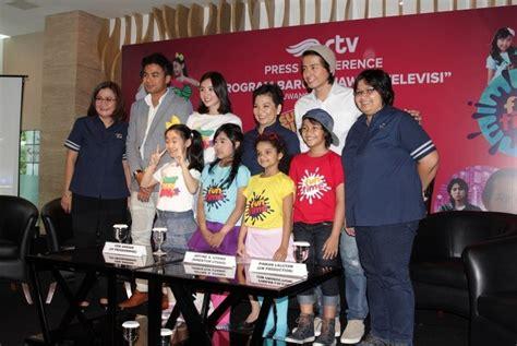 film anak di rtv karir program baru rtv makin fokus di tayangan untuk anak