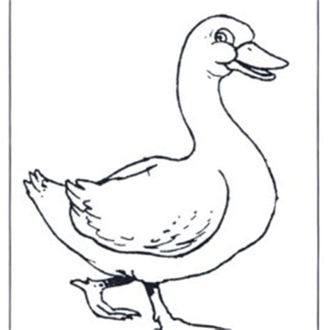 baby goose coloring pages baby goose coloring page kids drawing and coloring pages