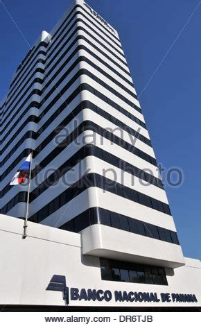 capital bank panama capital bank panama city republic of panama stock photo