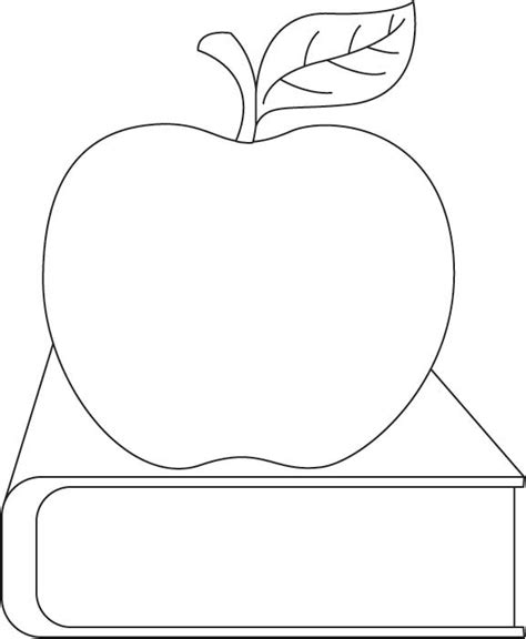 apple logo coloring pages free coloring pages of apple logo