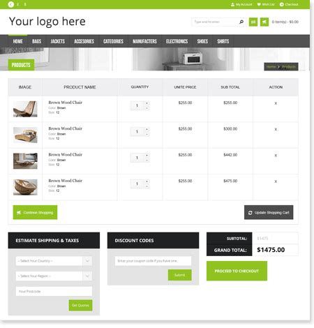 Magento Abandoned Cart Email Cart Reminder Extension Abandoned Cart Email Template Shopify