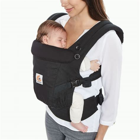 Baby Carrier Geos Baby adapt baby carrier best carrier for newborn black ergobaby