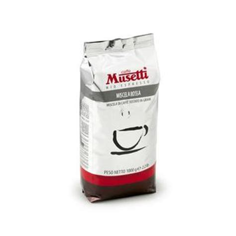 Musetti Select 1kg / Beans / Coffee