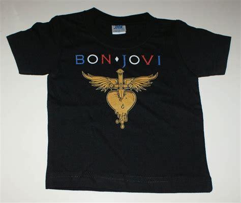 Kaos T Shirt Bon And Jovi 1 bon jovi t shirt rockillos