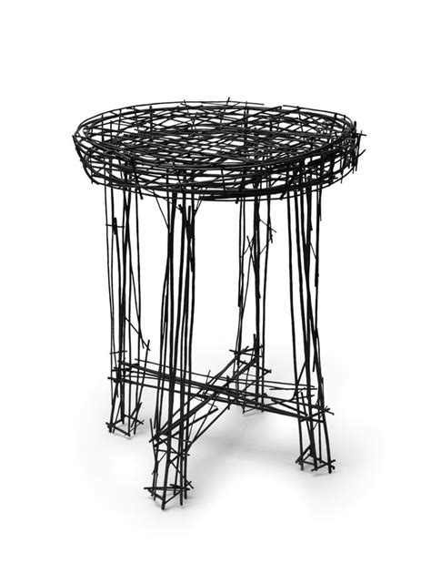 3d illusion table ls lsn briefing doodle design furniture maker brings