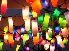 how to recycle eco friendly christmas lights decor ideas