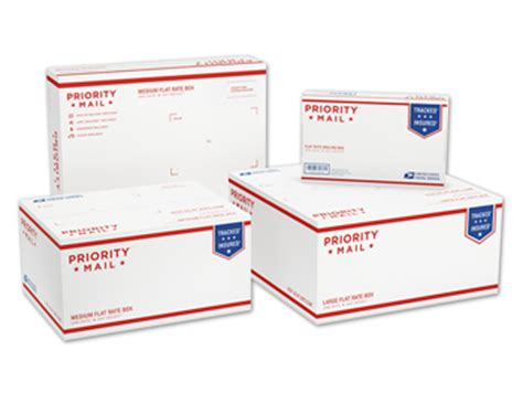 Post Office Box Address Lookup Priority Mail Flat Rate Boxes Variety Pack