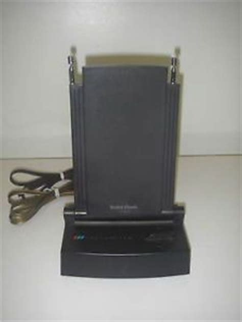 vintage radio shack tv 500 indoor antenna vhf uhf fm 15 1836 on popscreen