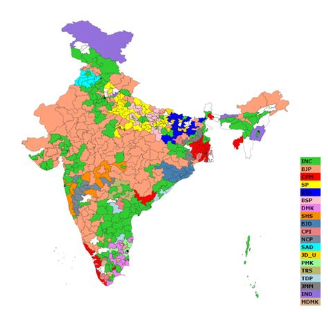 indian election opinions on indian general election 2004