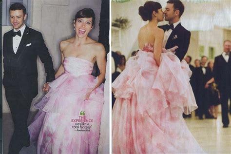 hochzeitskleid jessica biel jessica biel s wedding dress kaella lynn events