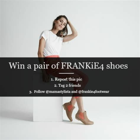 Shoe Giveaways On Instagram - frankie4 shoes instagram giveaway