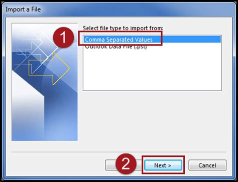 format csv import contact outlook import contacts in csv format into outlook 2013 akrutosync