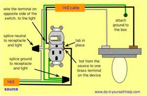 4 best images of combination switch wiring diagrams outet leviton combination switch wiring