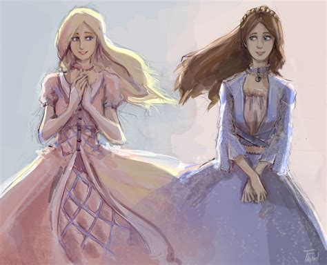 Barbie As The Princess And The Pauper By Leloucha On The Princess And Pauper