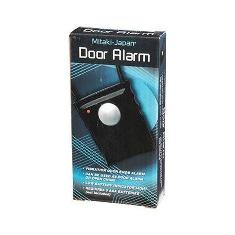 Door Knob Alarms by Hanging Door Knob Alarm 100db The Home Security Superstore
