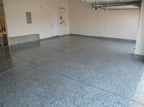 Platinum Gray Benjamin Moore garage floor epoxy in wichita ks