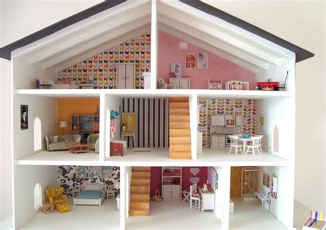 dollhouse designs 20 diy dollhouses that are eco friendly affordable and
