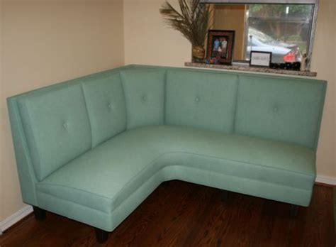 Custom Banquette Seating Residential by Custom Usa Made Kitchen Residential Commercial Dining