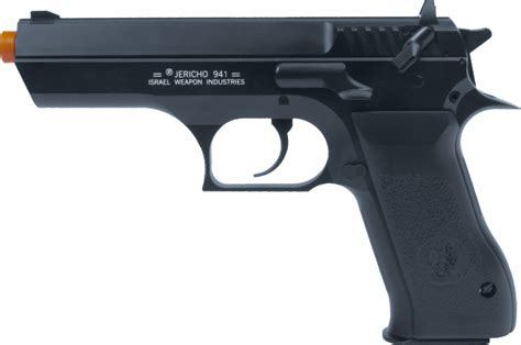 Airsoft Gun Jericho magnum research baby desert eagle airsoft co2 pistol airgundepot