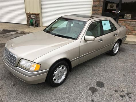 1997 mercedes c280 for sale 1932858 hemmings motor