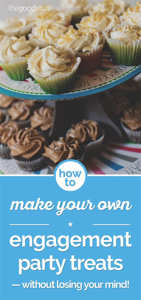 how to your without treats how to make your own diy engagement treats thegoodstuff