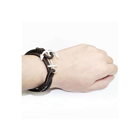 Jam Tangan Dompet Jangkar jual gelang jangkar kulit